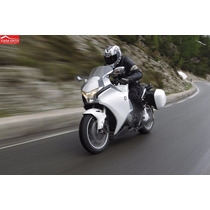 Moto Honda Vfr1200x Año 2015 Color Blanco
