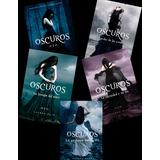 Oscuros, Lauren Kate, Saga The Fallen Completo Libros Fisico