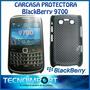 Protector Blackberry 9700 Hard Case Microperforado