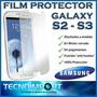 Film Protector De Pantalla Samsung Galaxy S2 & S3