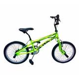 Gti Bicicleta Aro 20  Estilo Libre Fluorescente