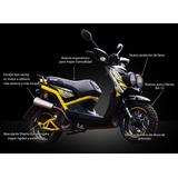 Moto Motor 1 Fatty 150cc Año 2018