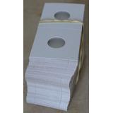 Cartones P/ Monedas Tamaño 10 Centavos Dimes 100 Protectores