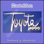 Emblema Metalico Toyota 1000 - A Pedido - Masterblem