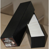 Cartones P/ Monedas Tamaño 1 Cent ,100 Protectores Con Caja