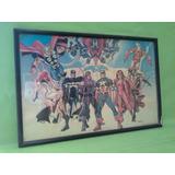 Avengers - Cuadro Marvel 1998 - Avenger - Marvel