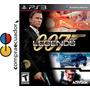 007 Legends James Bond Ps3, Juego Original Sellado, Ps3.
