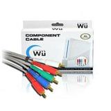 Wii Cable Componente Hd Pro De Alta Definición Nintendo Wii