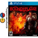 Bound By Flame Ps4, Juego Original Sellado, Playstation 4