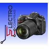 Nikon D7200 24.2mpi+lente 18-140mm Vr + Obsequio