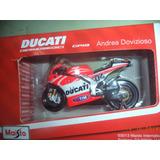 Moto Ducati Gt Escala 1/18 Andrea Dovizioso