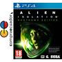 Alien Insolation Nostromo Edition Ps4, Juego Original Sellad