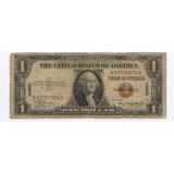 Billetes De 1 Dolar Sello Café, Hawaii, De 1935