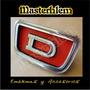 Emblema Frontal Datsun 1000 - Solo A Pedido - Masterblem