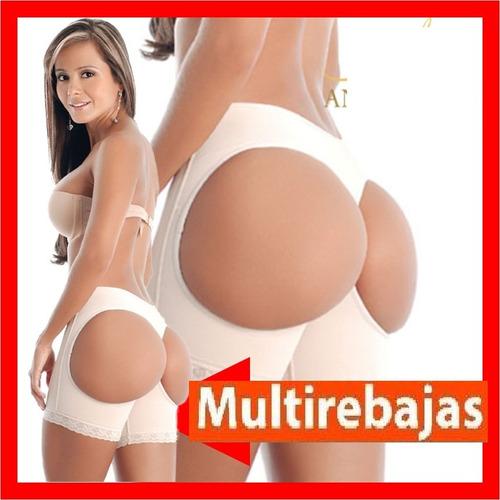 Original Faja Levantacola Colombiana Aumenta Gluteos 4 Cm