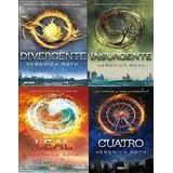 Saga Divergente Completa Veronica Roth Libros De Oferta