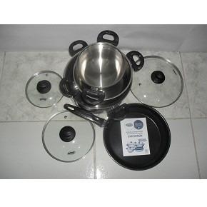 Promocioneslafamilia juegos ollas umco cocinas inducci n for Cocinas induccion precios