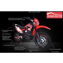 Moto Motor Uno Wz Trail 200cc