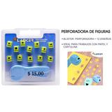 Scrapbook Perforadora De Formas Corta Fomy,papel Cartulina