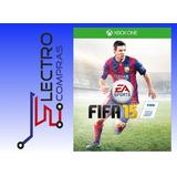 Xbox One  Fifa15 - En Disco Sellado- Nuevos Garantizado