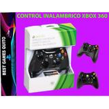 Control Inalambrico Xbox 360 Nuevo Original
