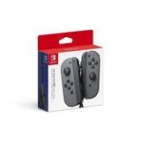 Nintendo Switch Joy Control Gris Neon Entrega Inmediata