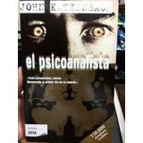El Psicoanalista John Katzenbach Libro Nuevo