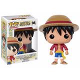 Figura Funko Pop Monkey D. Luffy One Piece Juguetes Anime