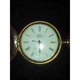 Reloj De Bolsillo De Oro Con Leontina American Waltham 1899