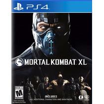 Mortal Kombat Xl- Ps4 - Digital - Español - Garantizado
