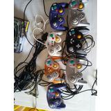 Control Mandos Palancas Nintendo Game Cube Wii U Gamers Lqc