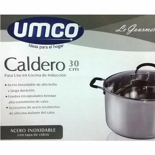 Promocioneslafamilia ollas para cocinas de inducci n 30 cm for Cocina induccion precio