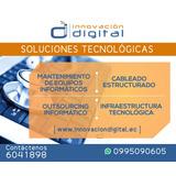 Servicio Tecnico Mantenimiento Laptop Pc Mac Impresora Quito