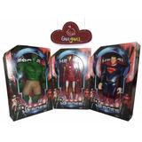 Coleccion De Muñecos Heroes
