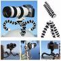 Trípode Flexible Gorillapod Canon Nikon Sony Cámara Grande