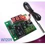 Controlador Digital De Temperatura Termostato Sensor Ntc