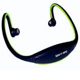 Audifono Bluetooth Mp3 Sport Micro Sd Fm Audifono Gratis