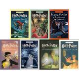 Saga Harry Potter Completa 1 A 7  J.k. Rowling Libros Nuevos