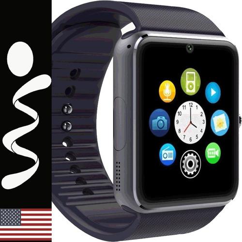 Reloj Smart Watch Celular Con Camara Chip Micro Sd Iwatch