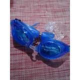 Set De Natación X3 (gafas-gorra Silicón,tapaoidos)
