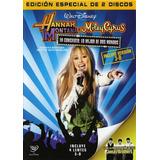 Hannah Montana Y Miley Cyrus Lo Mejor De 2 Mundos Dvd