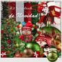 Kit Scrapbook Digital Navideno Todo Navidad Cientos Diseños