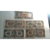 Colección De Billetes Sucres Completa