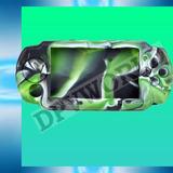 Estuche Silicon Psp 1000 2000 3000 Playstation Portable
