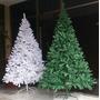 Arbol Navidad 210 Cm, Frondoso, Verde, Blanco, Adornos