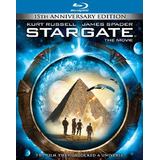 Stargate ( 15th Anniversary Edition) [ Blu-ray]