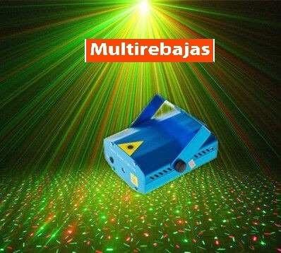 Luces Laser Para Discoteca O Bar Profesional