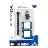 Lápiz Lego Star Wars Kit Para Armar Y Estuches Nintendo Ds