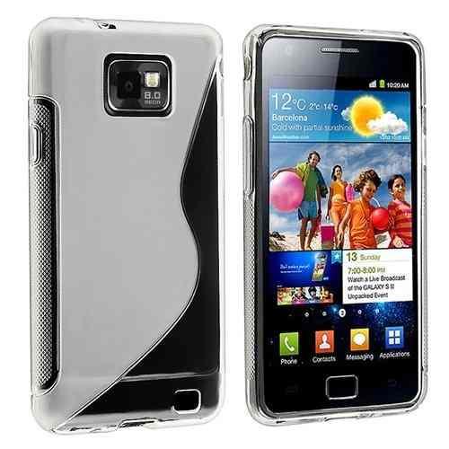 Protector Case De Poliuretano Para Samsung Galaxy S2 I9100