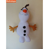 Mediano Peluche De Nieve Frozeen Olaf 50cm